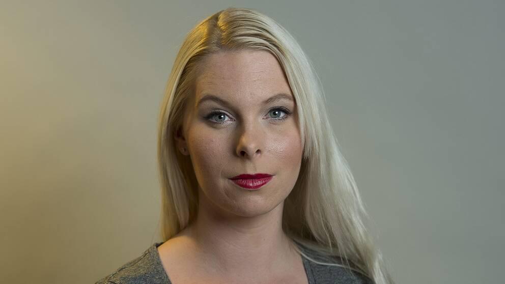 Hanna Wigh, riksdagsledamot.