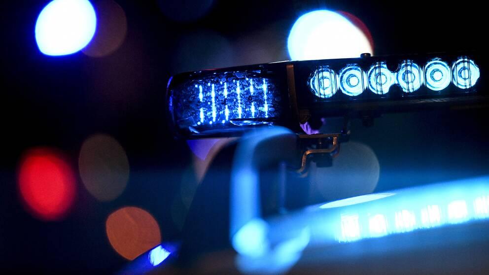 blåljus, polis, inbrott