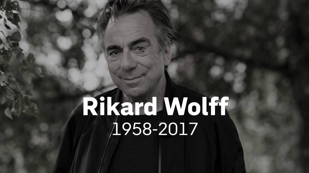 Rikard Wolff 1958-2017