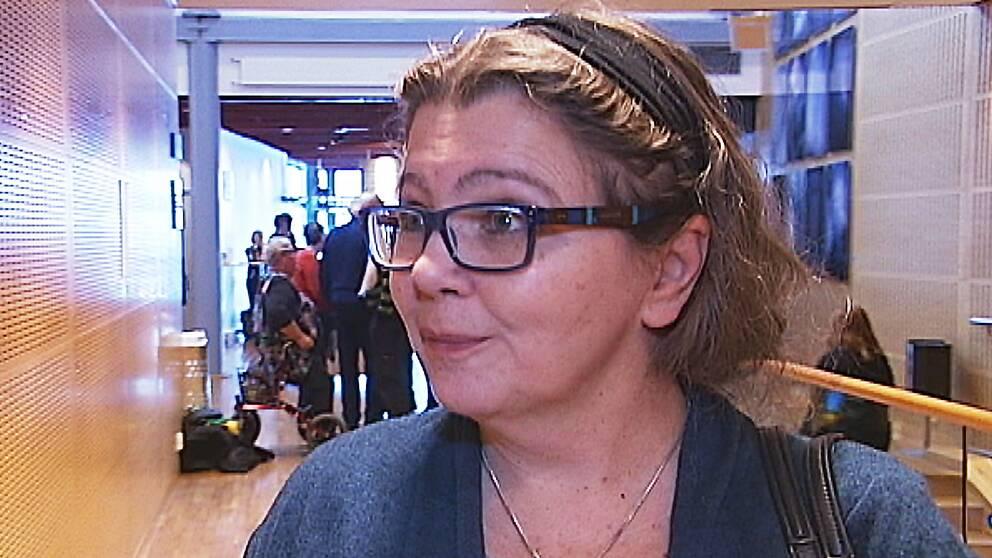 Historikern Heléne Lööw