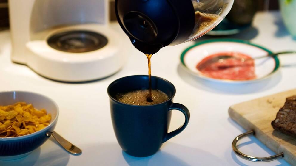 kaffe positiva effekter