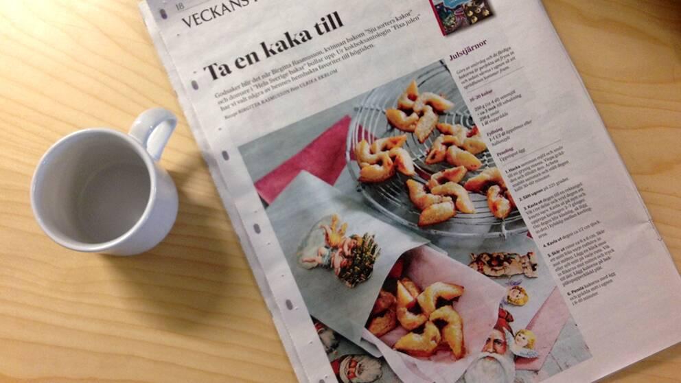 SvD visar finska julstjärnor.