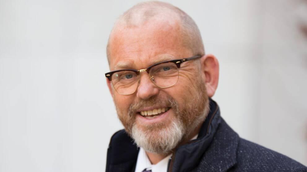 Byggnads ordförande Johan Lindholm vill ha en insatsstyrka mot trakasserier på byggarbetsplatserna.
