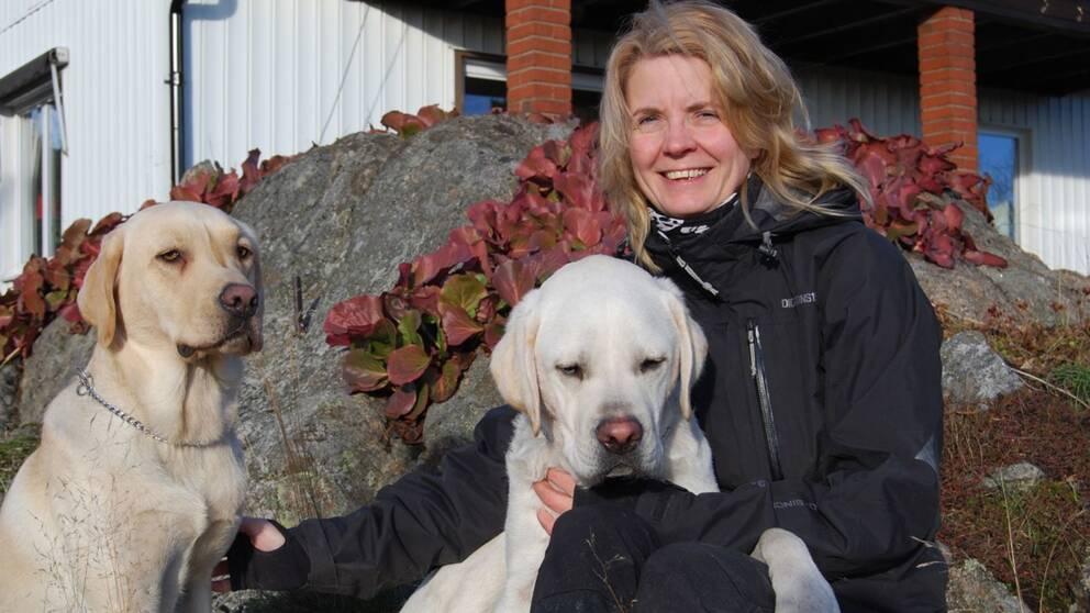 Emmelie Reinson, Svenska brukshundklubben