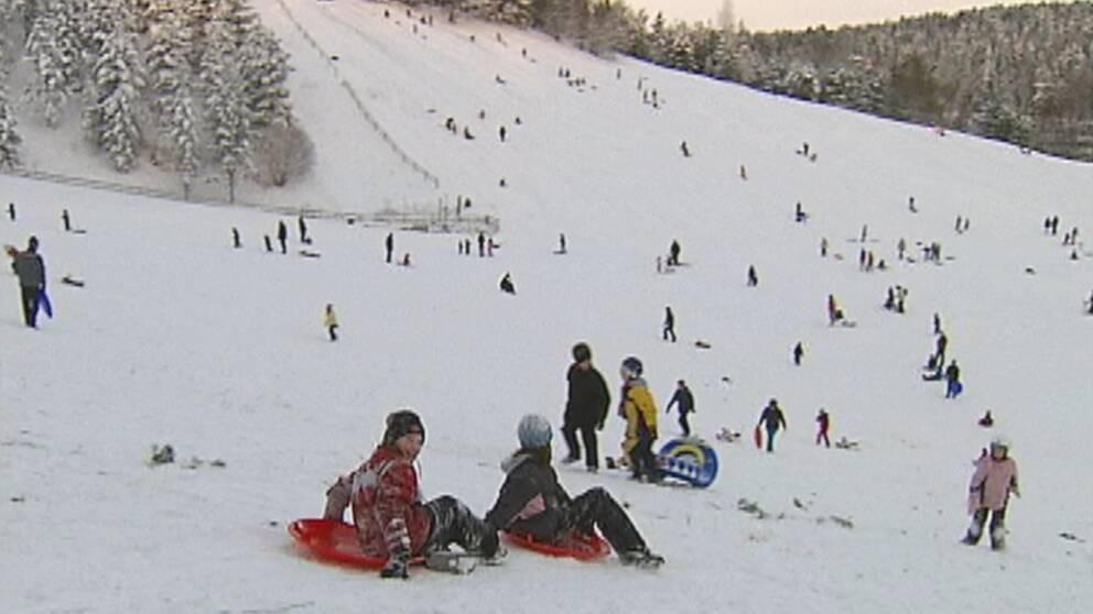 Januarivädret 2007