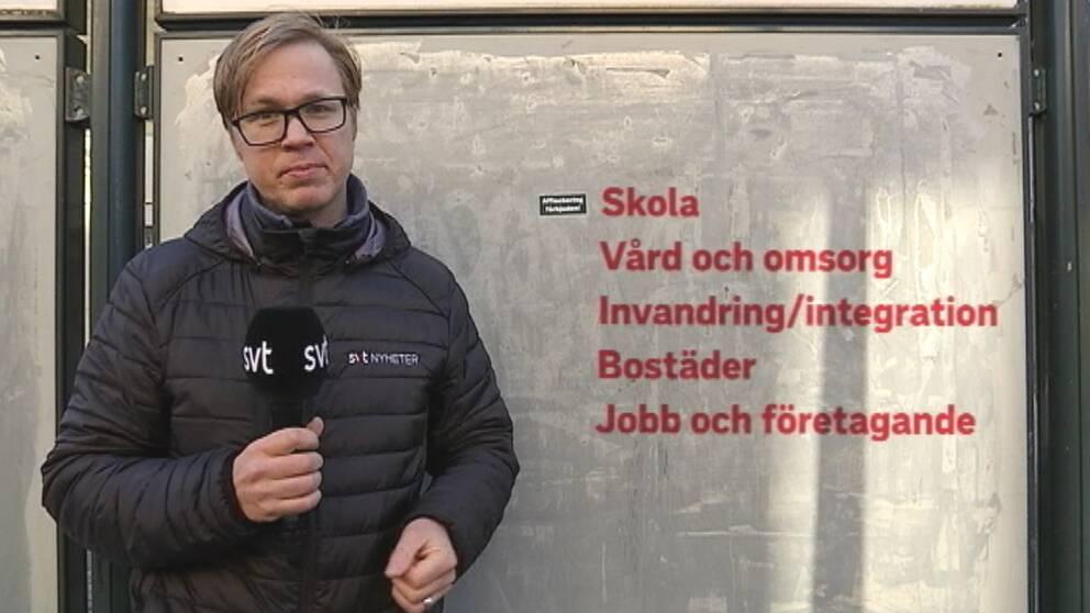 Fredrik Magnusson, reporter SVT Nyheter Halland