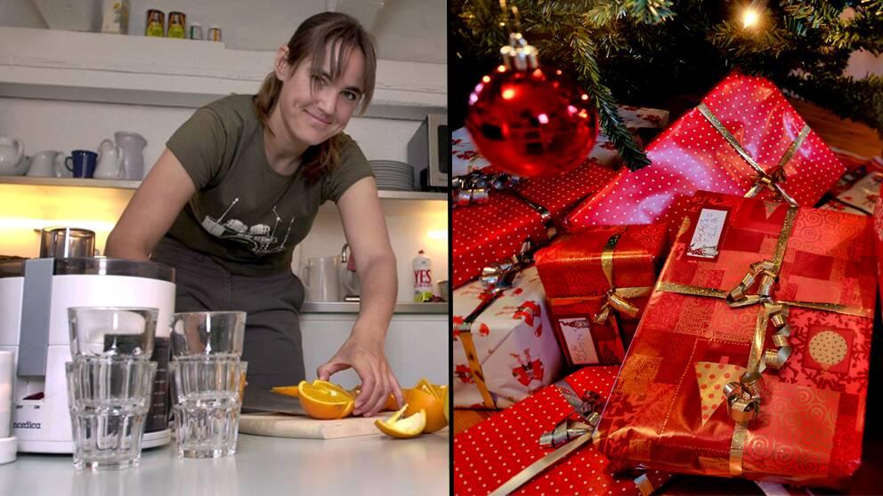 Förra året blev årets julklapp en råsaftcentrifug.