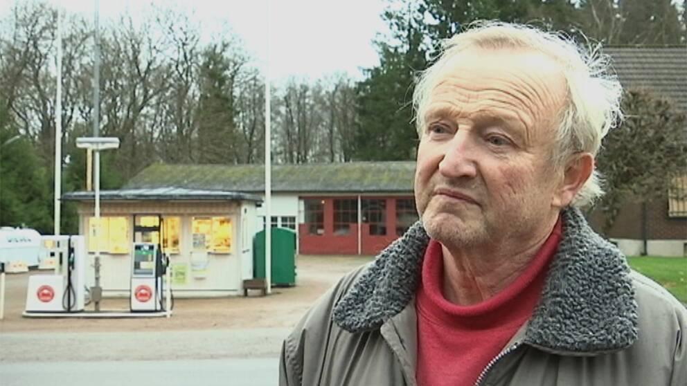 Bo Ohlsson säger att han inte har råd att följa de nya miljökraven och måste stänga ner sin mack.
