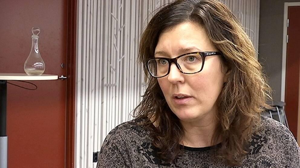 Anna Berkestedt Jonsson socialchef i Krokom