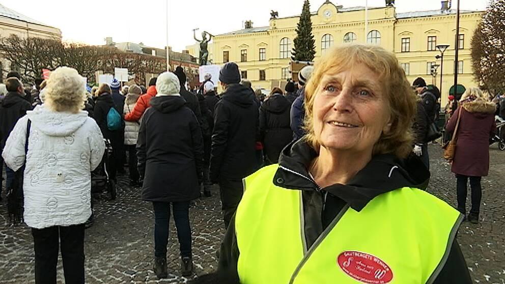 Eva-Britt Johansson från Skutbergets Wenner