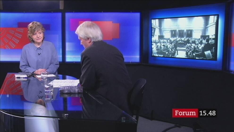 Politik i bokhyllan: Anita Kratz intervjuar författare Per Molander om boken Condorcets misstag.