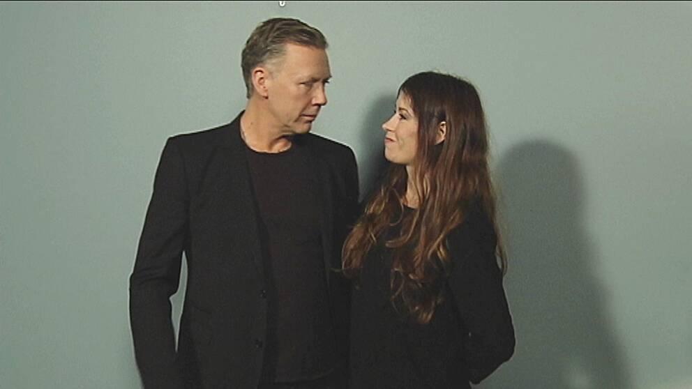 Nytt filmprojekt med konstnären Anna Odell och skådespelaren Mikael Persbrandt i Trollhättan.