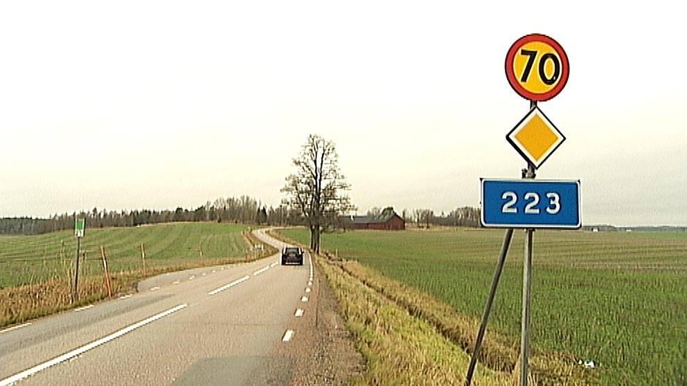 Väg 223 i Sörmland