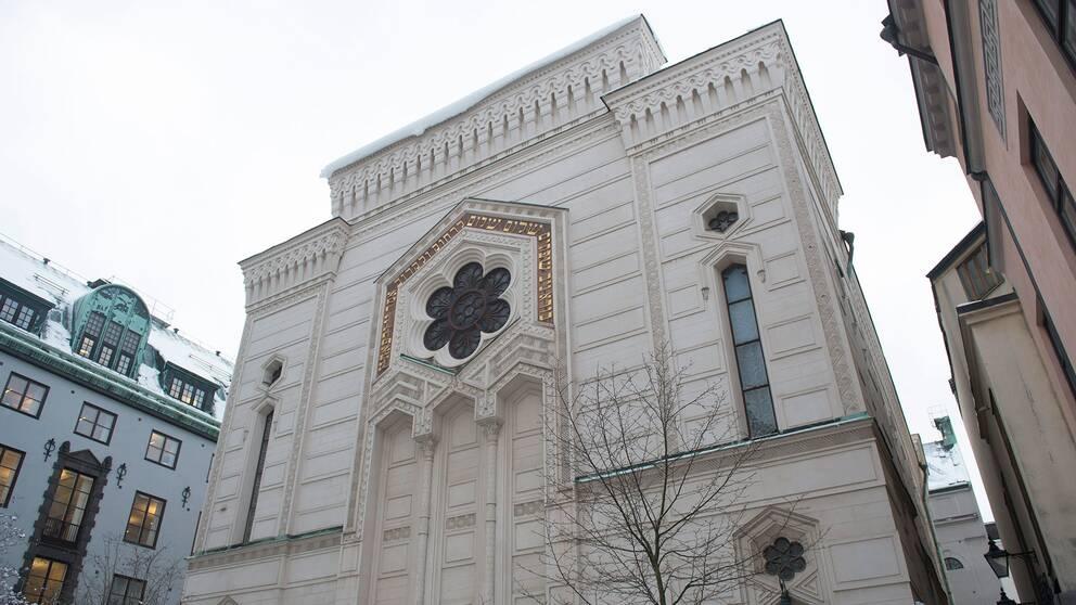 Synagogan i Stockholm