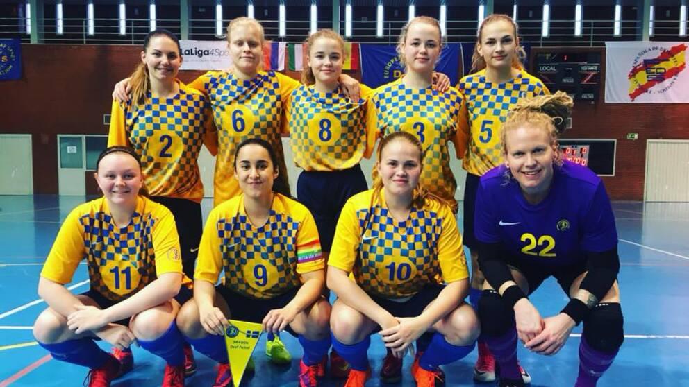 Sverige klart för EM