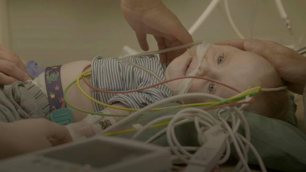 Barn far inte livraddande behandling