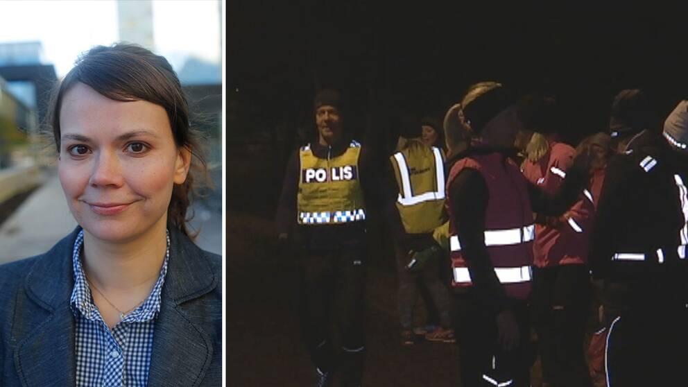 Anita Heber är kriminologforskare på Stockholms universitet.