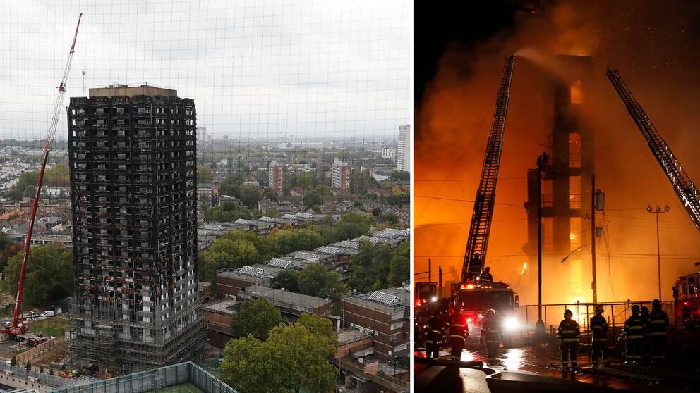 Den katastrofala branden i Greenfell Tower ledde till en högljudd debatt om klassklyftor