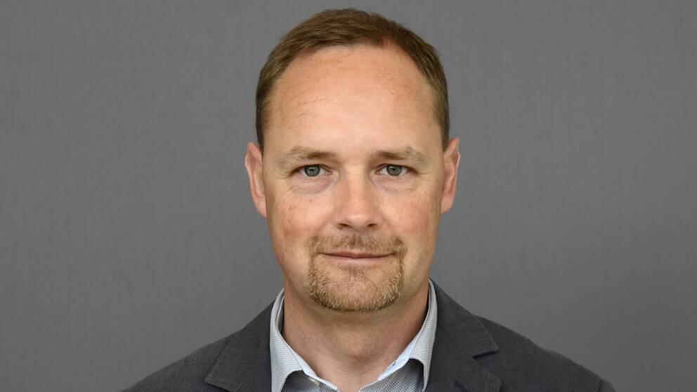 Olof Bjurö, ansvarig för tillsyn på Postnords postavdelning.