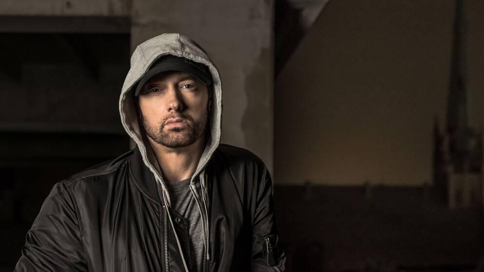 Eminem gor ny skiva