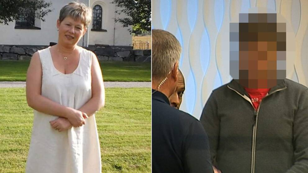 Begars haktad for mord pa kvinna i vasteras