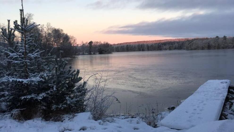 Hjörneredssjön Laholm