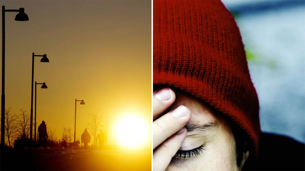 Ensam i dagsljusets morker