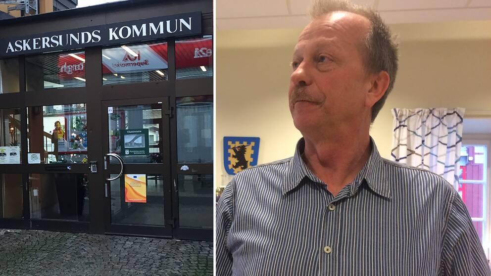 Sveriges television organiserar om