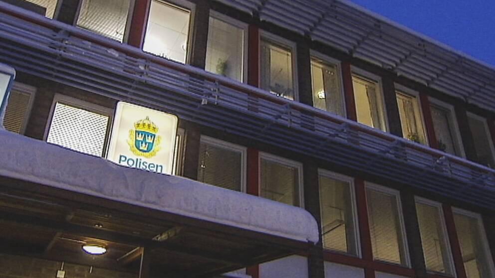 Polishuset i Söderamn