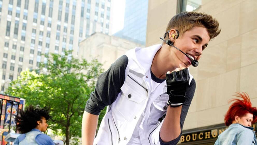 Justin Bieber kön videor