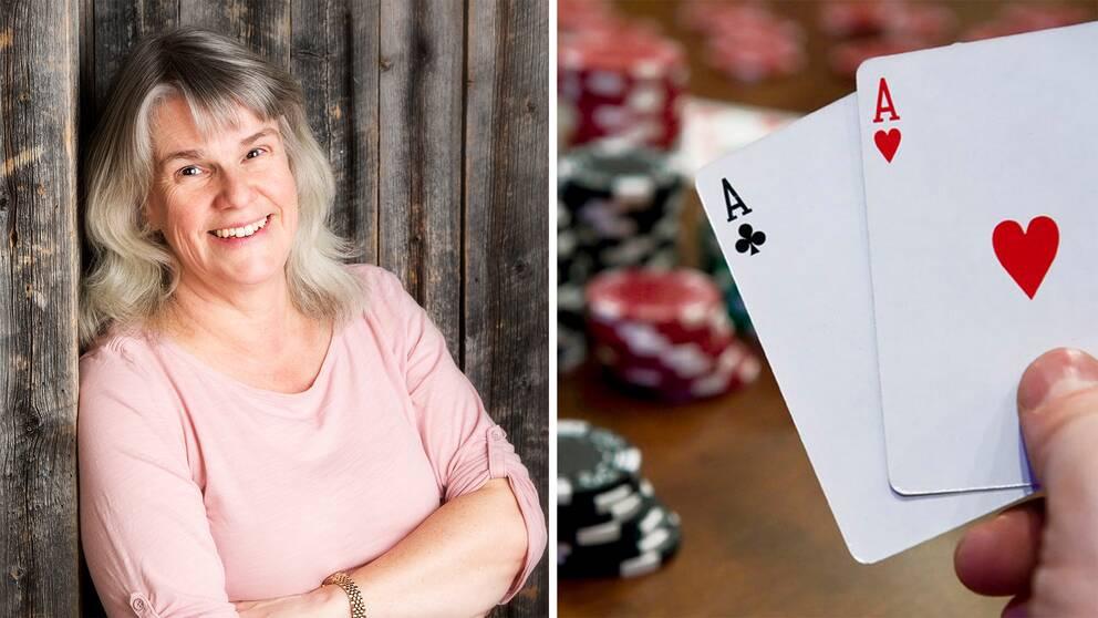 Ulla Romild är utredare på Folkhälsomyndigheten