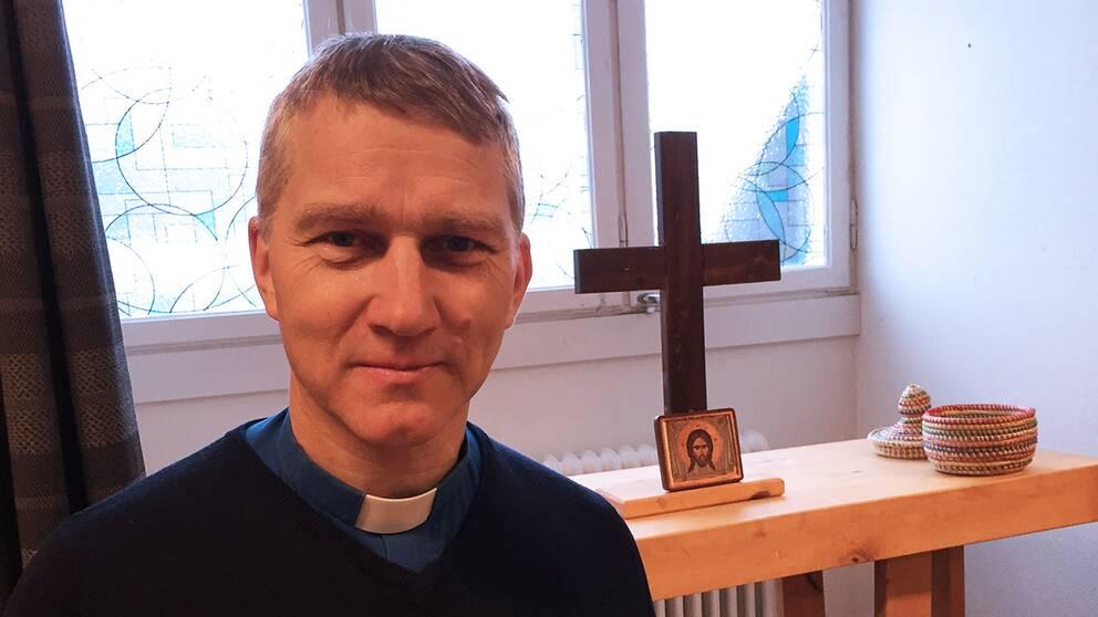 jonas agestam fängelsepräst norrköping kolmårdsanstalten
