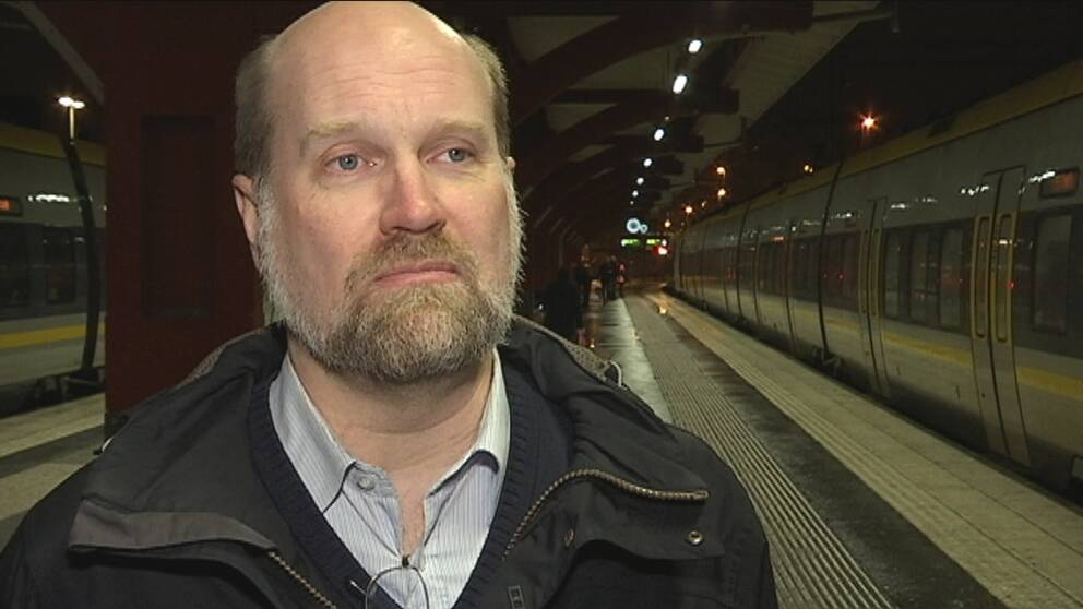 Fordonsanalytikern Mikael Wickelgren