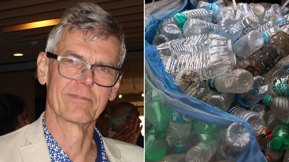 Ulf Gedde professor i polymera material på KTH.