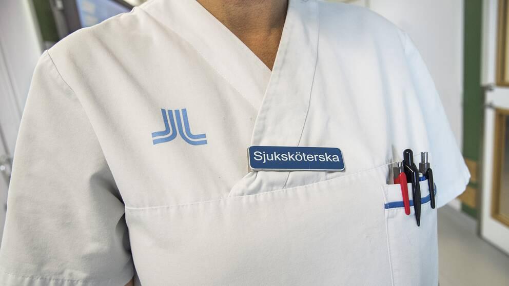 ansökan om sjuksköterskelegitimation