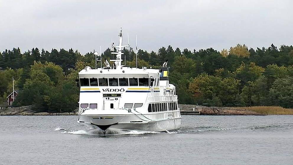 Waxholmsbåten Väddö
