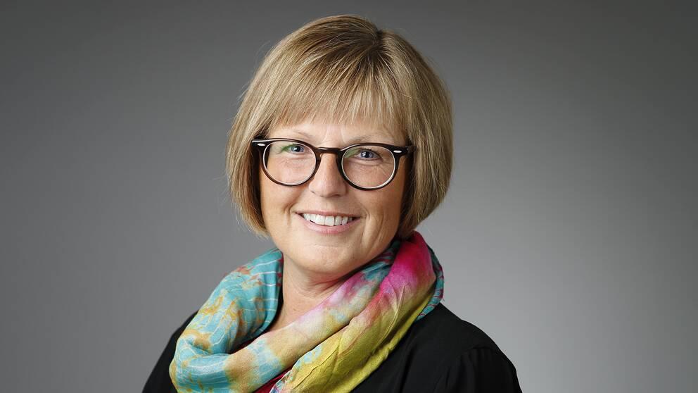 Ruth Mannelqvist, professor i rättsvetenskap vid Umeå universitet.