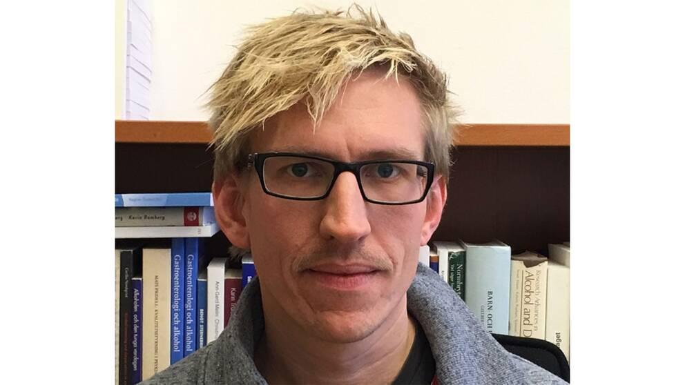Professor Anders Håkansson.