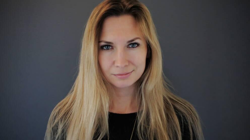 En bild på Valeria Helander, reporter på SVT Väst