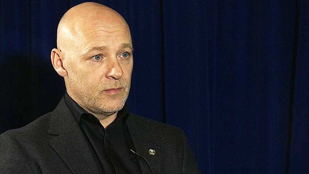 Magnus Hallén är kärlkirurg och läkare för FBK