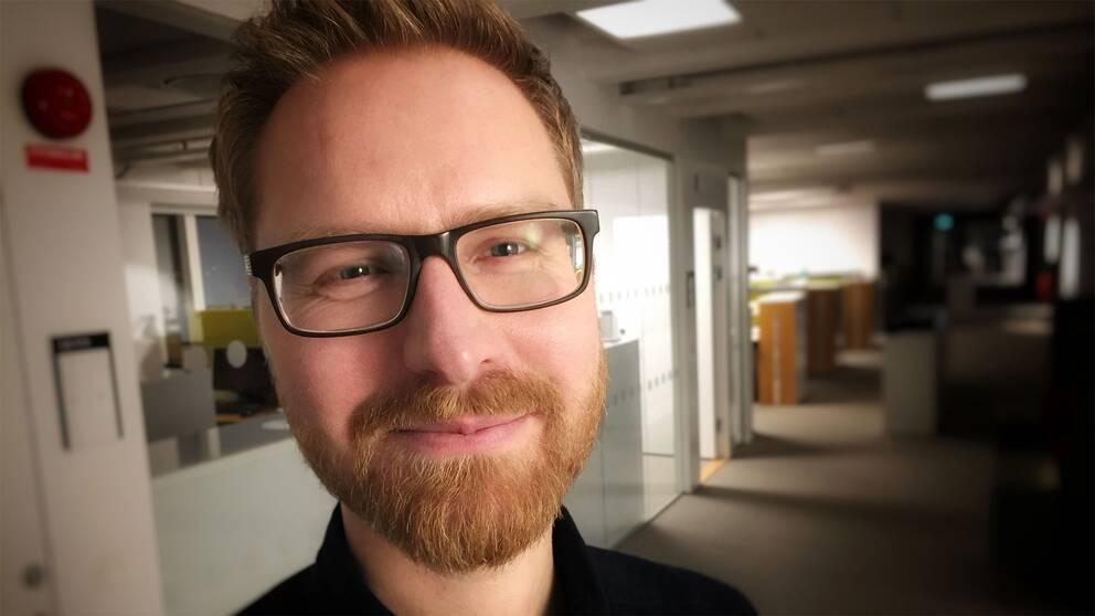 Torkel Richert är en av tre forskare bakom studien.