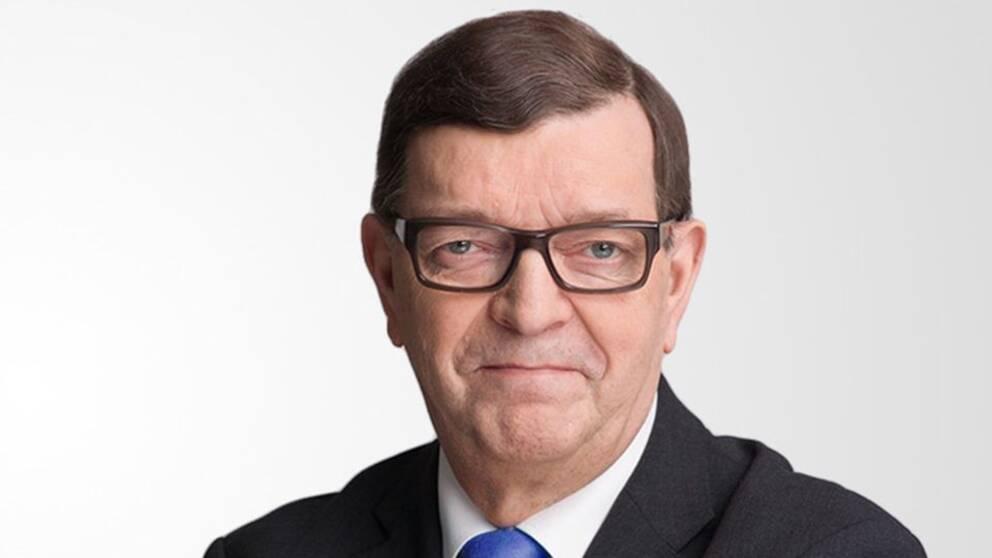 Presidentkandidat Paavo Väyrynen