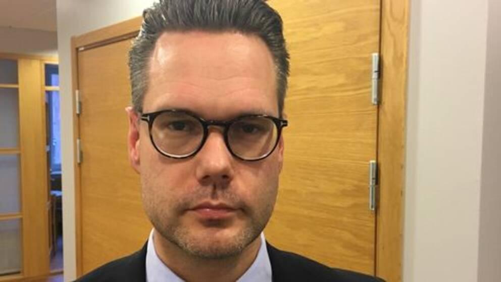 Försvarsadvokat Marthin Högsten