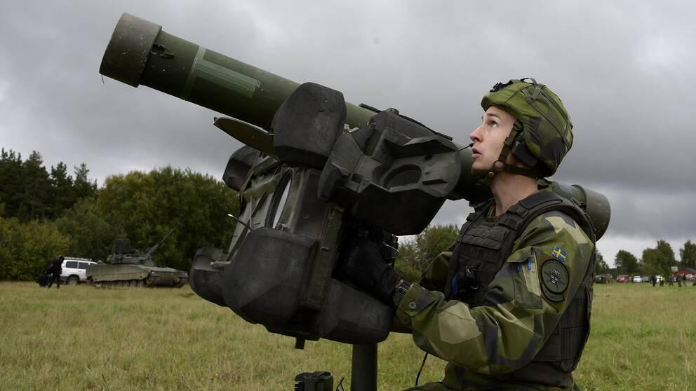 Färre oroar sig för krig, visar ny rapport.