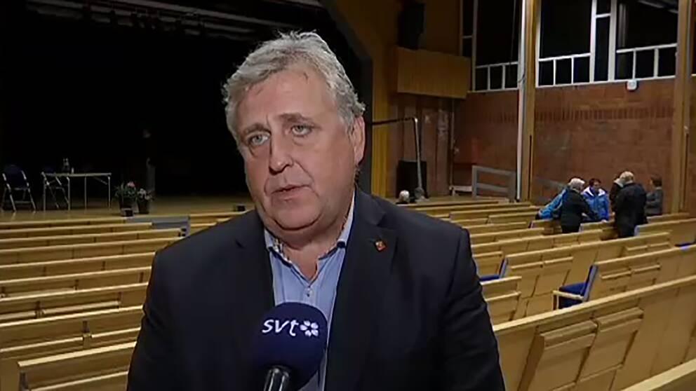 Torbjörn Dybeck har varit kommunchef i Sunne i åtta månader.