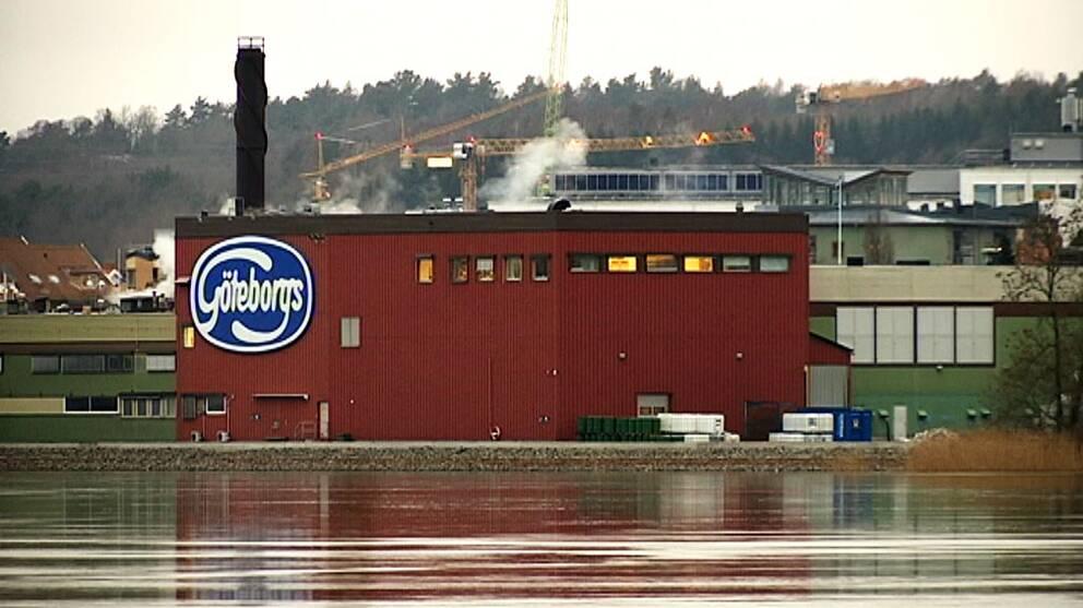 Göteborgskex i Kungälv kan stänga.