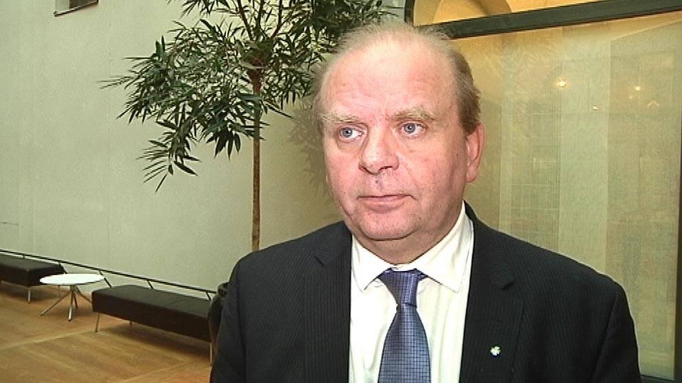 Eskil Erlandsson (C), landsbygdsminister