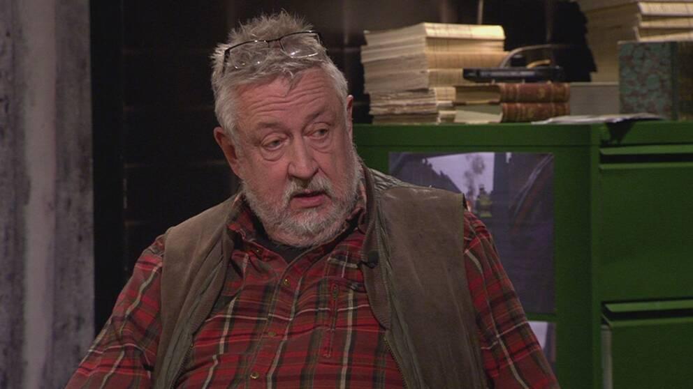 Leif G W Persson analyserar mordåtalet mot Peter Madsen i tisdagens avsnitt av Veckans brott.