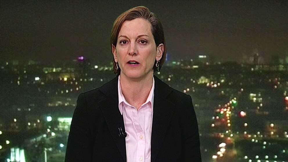 Anne Applebaum, journalist och författare, intervjuad i Agenda 15/12.