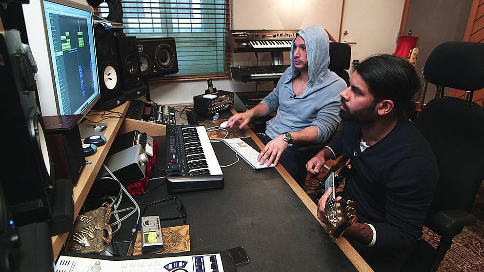 Carl Falk & Rami Yacoub